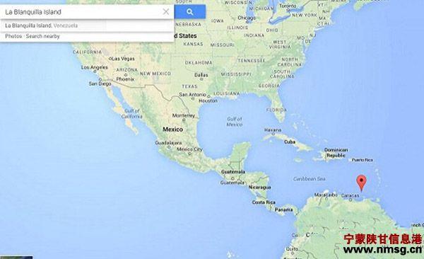 委内瑞拉送中国岛屿抵债